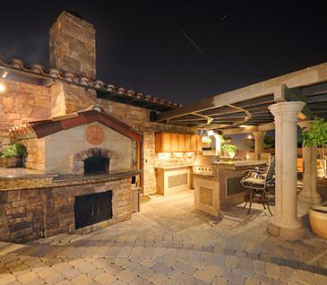 Outdoor Kitchens in Jacksonville, FL | Senior Citizen Discounts ...