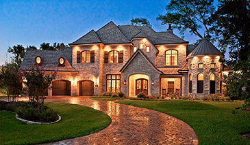 Stone Paver Driveway in Jacksonville, FL