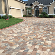 Fully Paved Driveway in Jacksonville, FL