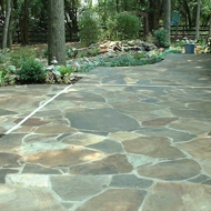 Stone Patio in Jacksonville, FL